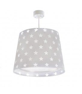 COLGANTE INFANTIL STARS GRIS DALBER REF: 81212E
