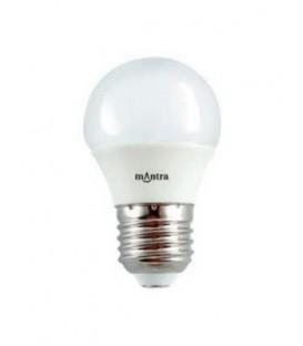 BOMBILLA LED E27 5.5W MANTRA REF: R09223